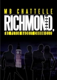 Richmond, London  - book cover - author mbchattelle.me.uk